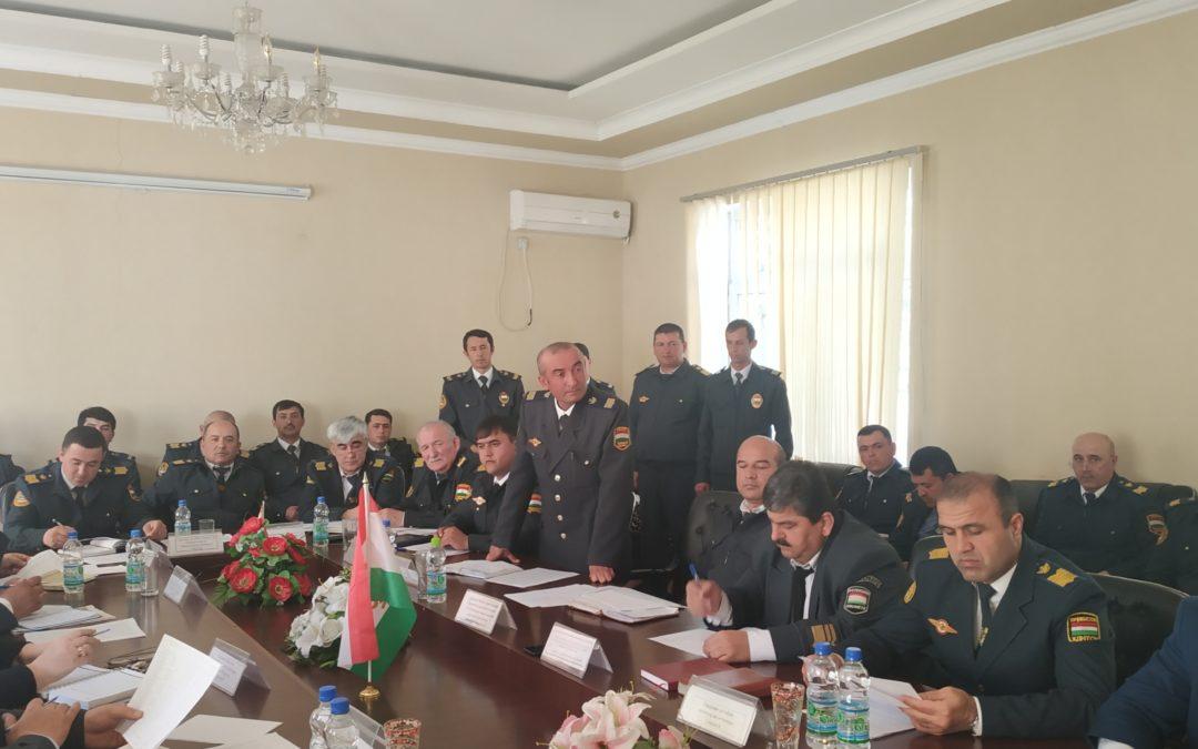 4 апреля 2019 года прошло совещание  Государственной службы по надзоруи регулированию в области транспорта города Душанбе.
